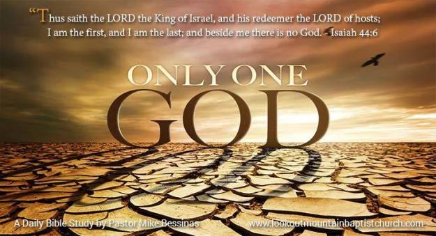 blog-only-one-god