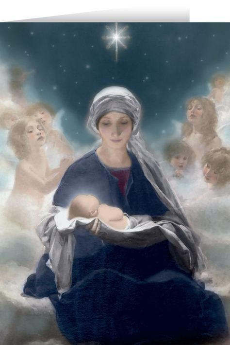 tmb blog Mary and baby Jesus image