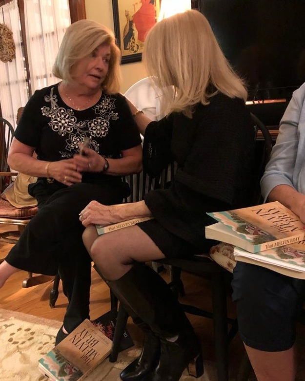 tmb Atlanta book club signing april 9 2019 photo has an incredible story of forgiveness behind it...is it possible to send this photo to the WordPress Blog Image File cropped